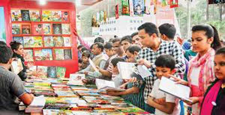 Amor Ekushey Book Fair Pict