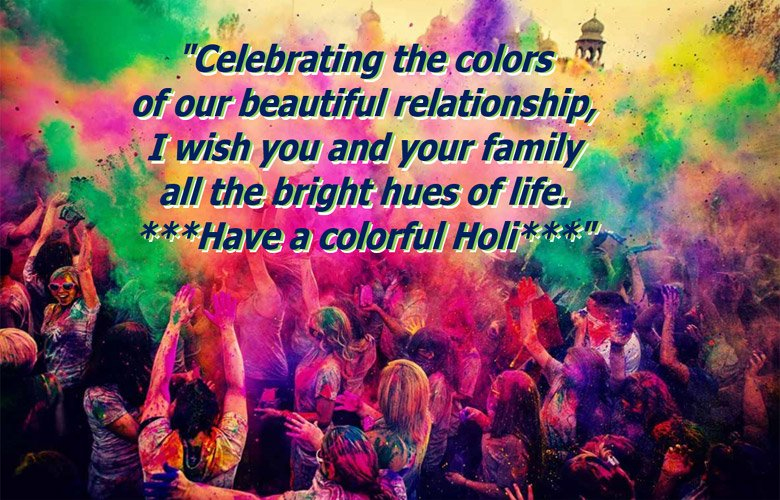Happy Holi HD Picture