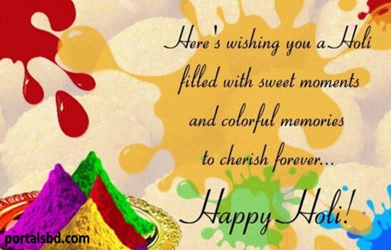 Happy Holi Image Download