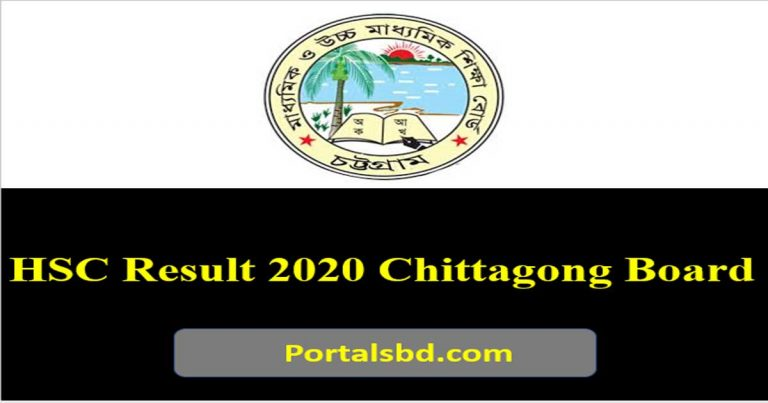 HSC Result Chittagong Board