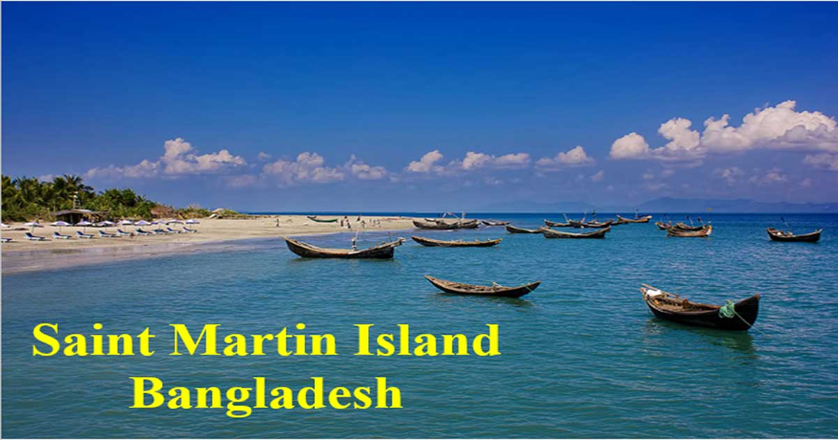 Saint Martin Island Bangladesh – Best Tourist Attraction in Cox's Bazar